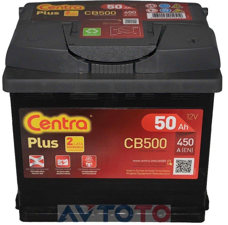 Аккумулятор Centra CB500