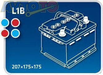 Аккумулятор Ipsa TM54P