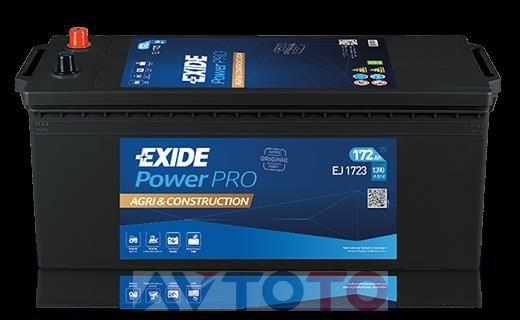 Аккумулятор Exide EJ1723