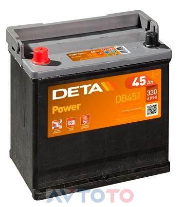 Аккумулятор Deta DB451