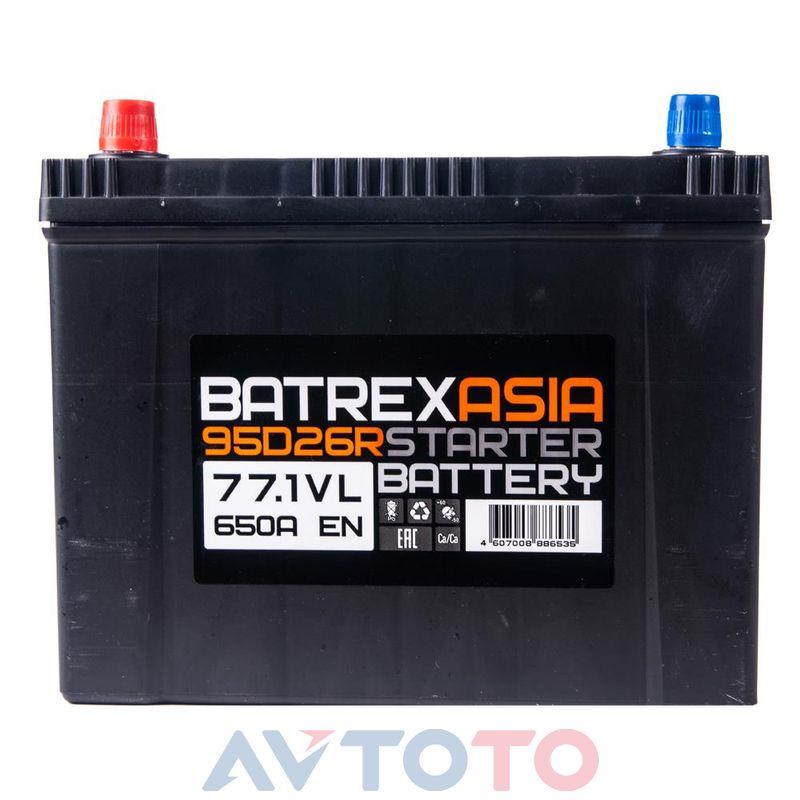 Аккумулятор BATREX 6CT771VLA