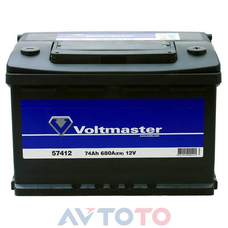 Аккумулятор Voltmaster 57412