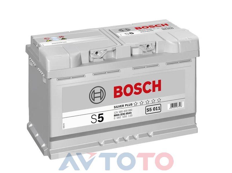 Аккумулятор Bosch 0092S50110