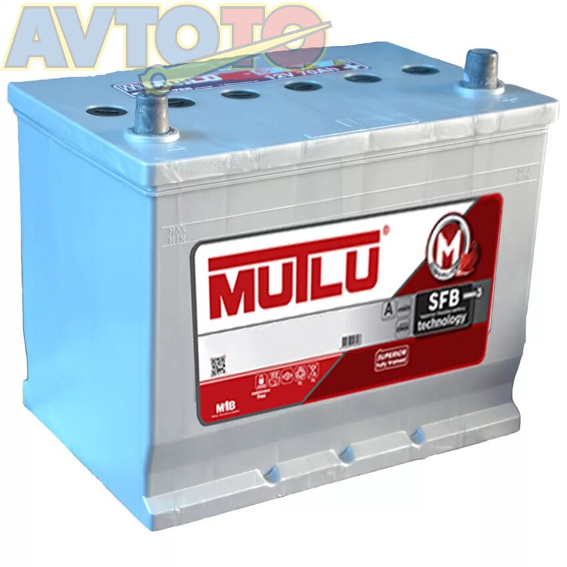 Аккумулятор Mutlu L260054A