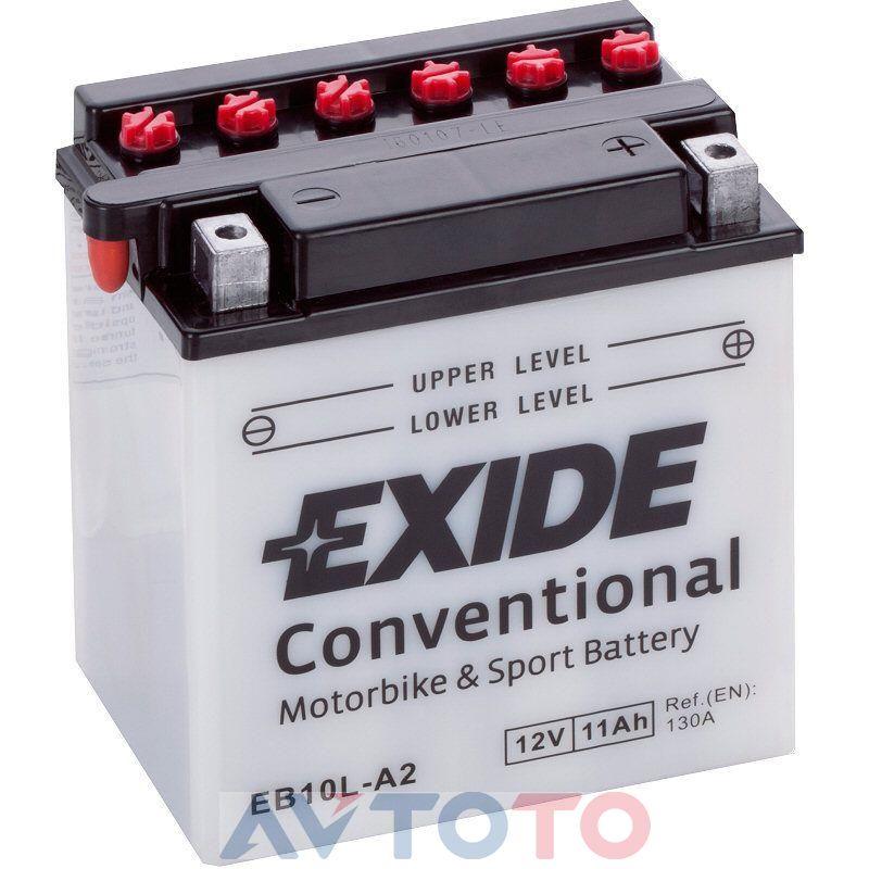 Аккумулятор Exide EB10LA2