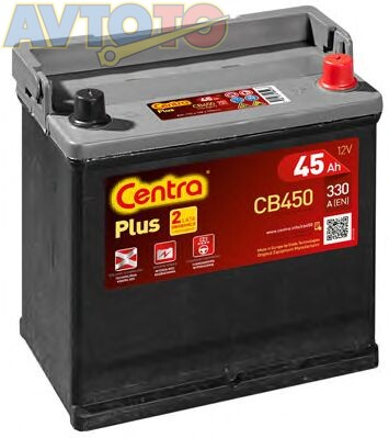 Аккумулятор Centra CB450
