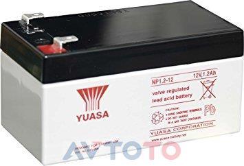 Аккумулятор Yuasa NP1212