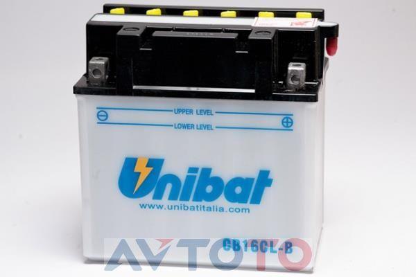Аккумулятор UNIBAT BMCB16CLBU