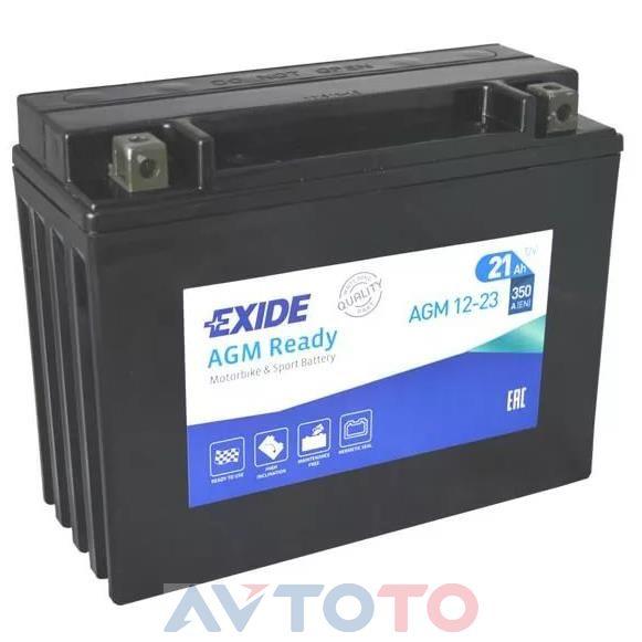 Аккумулятор Exide AGM1223