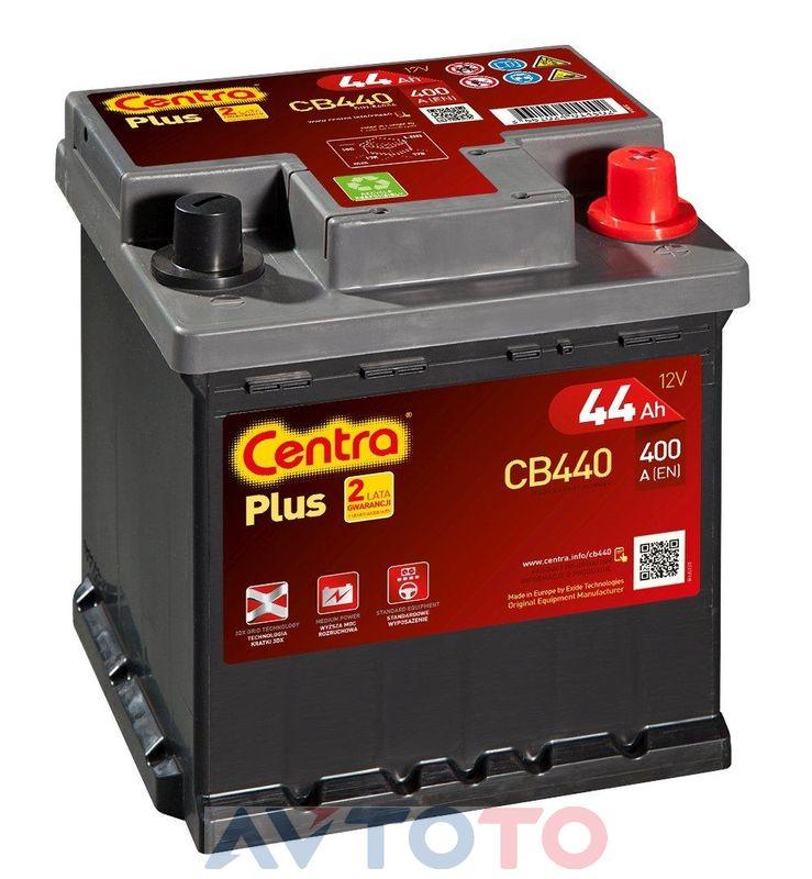 Аккумулятор Centra CB440