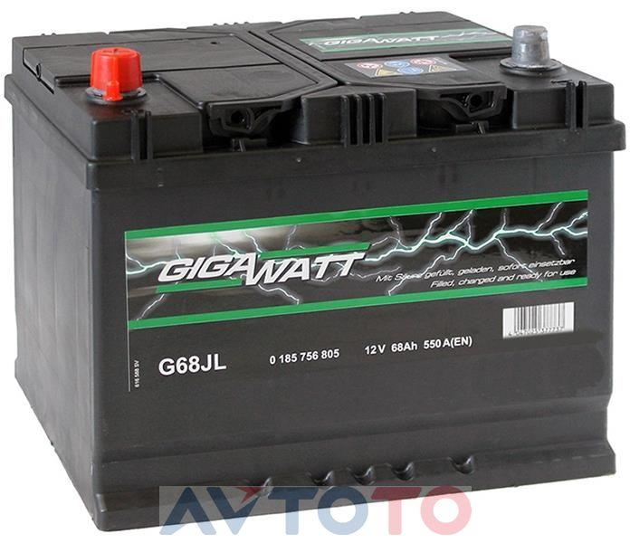 Аккумулятор Gigawatt 0185756805