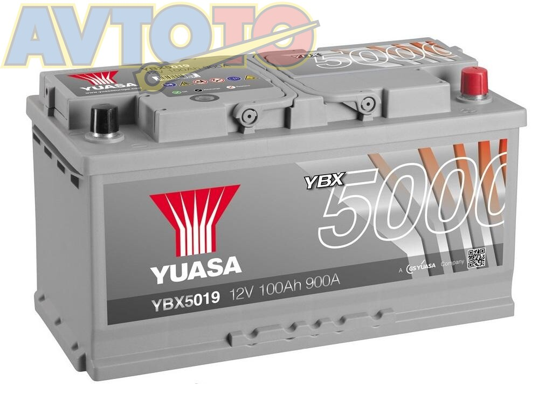 Аккумулятор Yuasa YBX5019