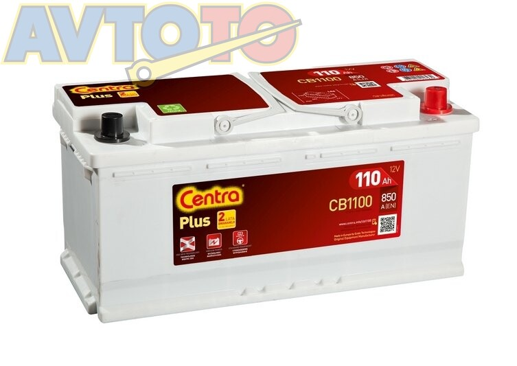 Аккумулятор Centra CB1100