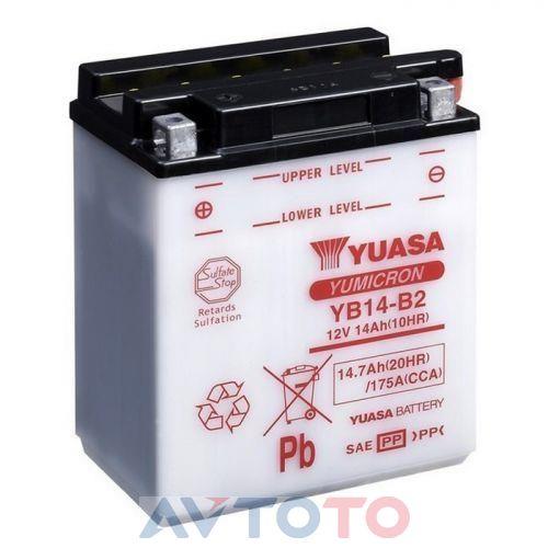 Аккумулятор Yuasa YB14B2