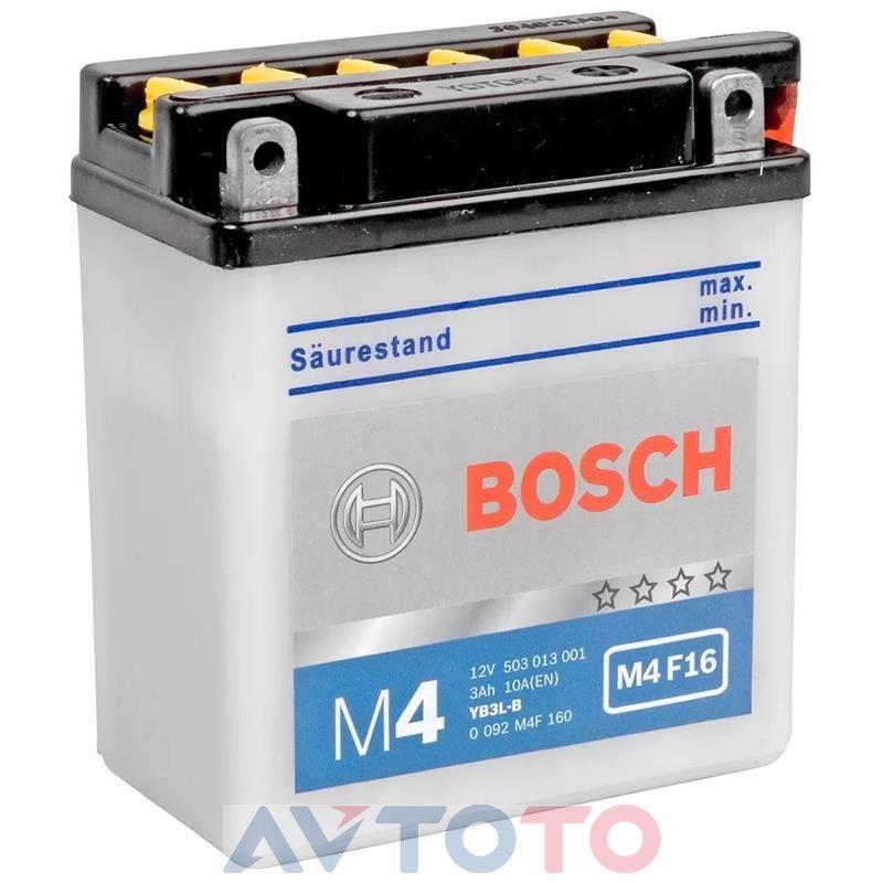Аккумулятор Bosch 0092M4F160