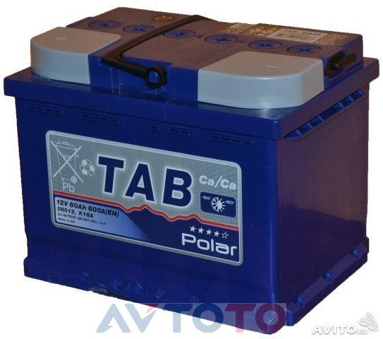 Аккумулятор Tab 121160