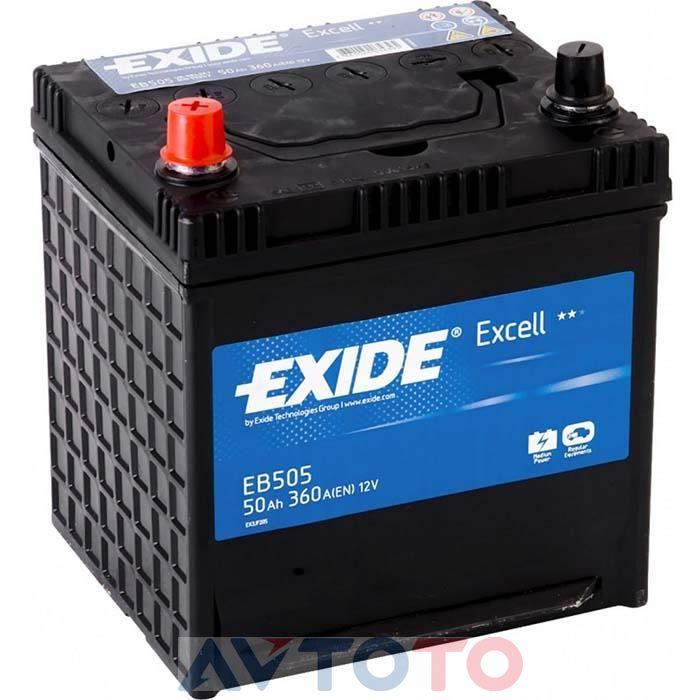 Аккумулятор Exide EB505