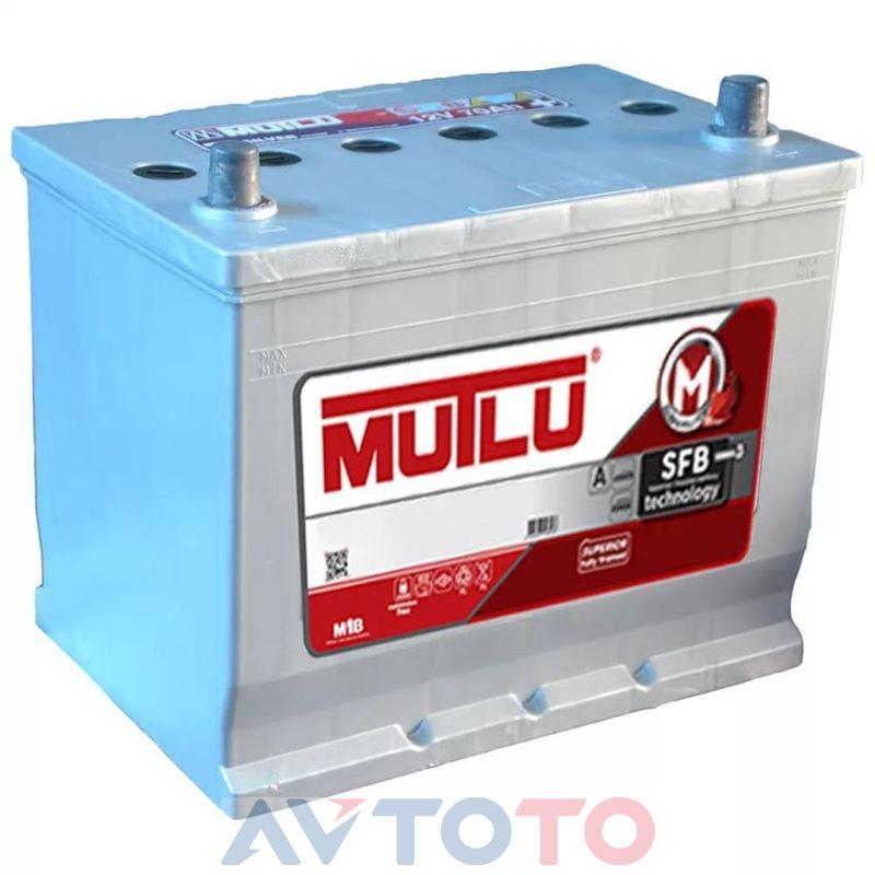 Аккумулятор Mutlu D2680066D