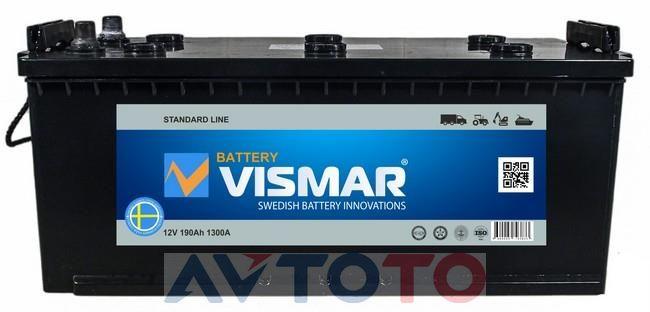 Аккумулятор Vismar 4660003793833