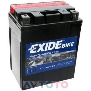 Аккумулятор Exide YTX14AHLBS