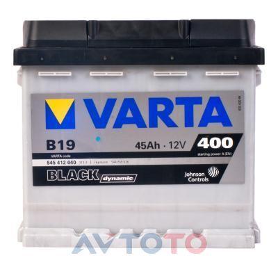 Аккумулятор Varta 545412040
