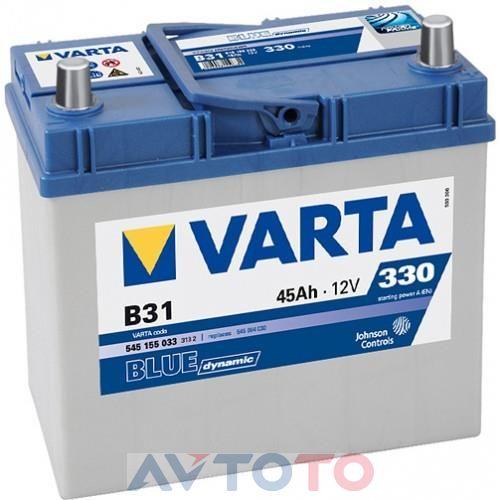 Аккумулятор Varta 5451550333132