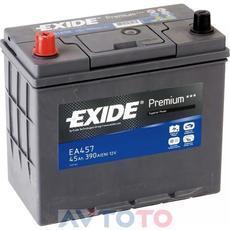 Аккумулятор Exide EA457