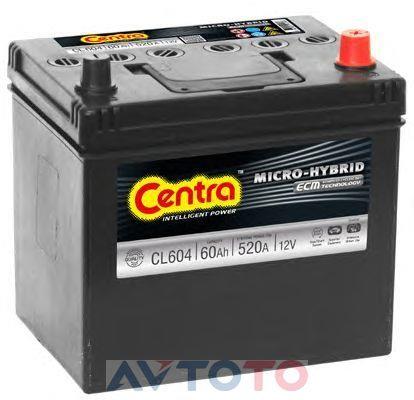 Аккумулятор Centra CL604
