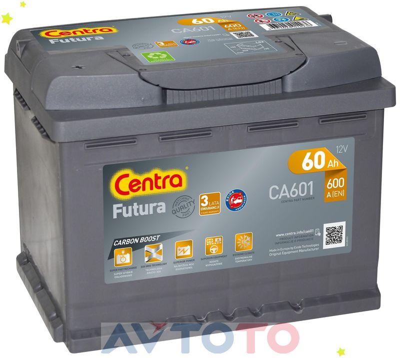 Аккумулятор Centra CA601