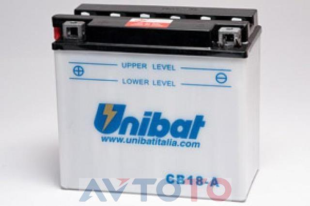 Аккумулятор UNIBAT BMCB18AU