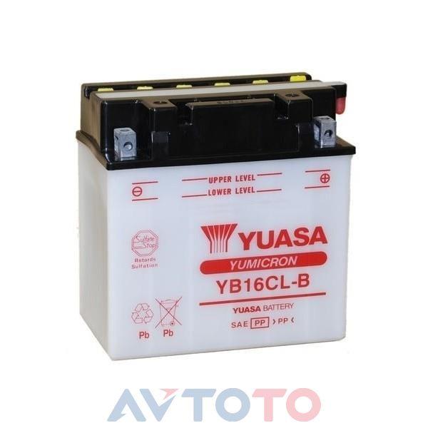 Аккумулятор Yuasa YB16CLB