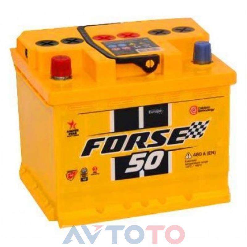 Аккумулятор Forse F6CT50VL0