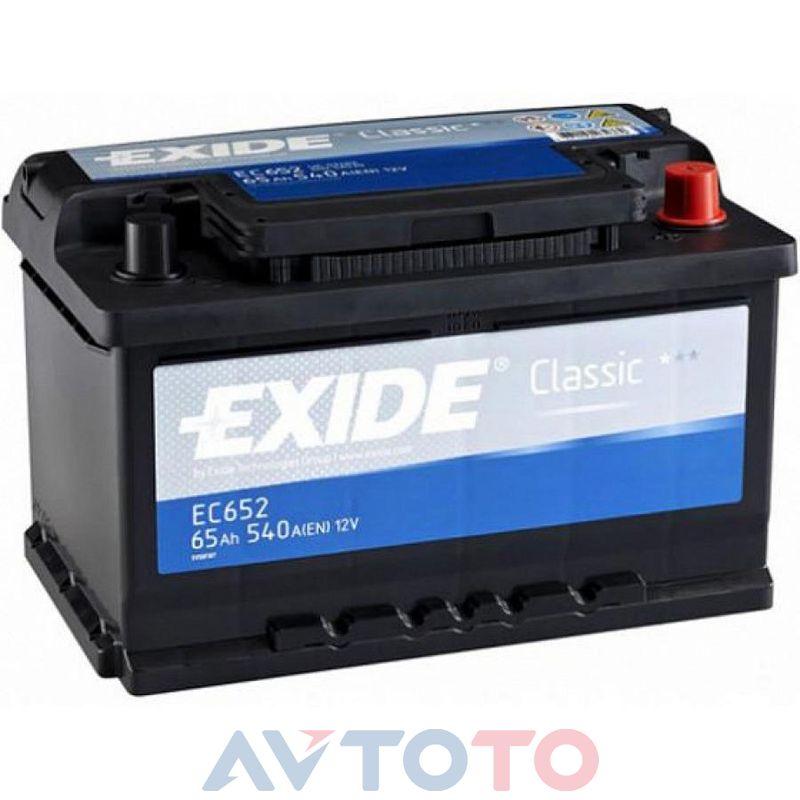 Аккумулятор Exide EC652