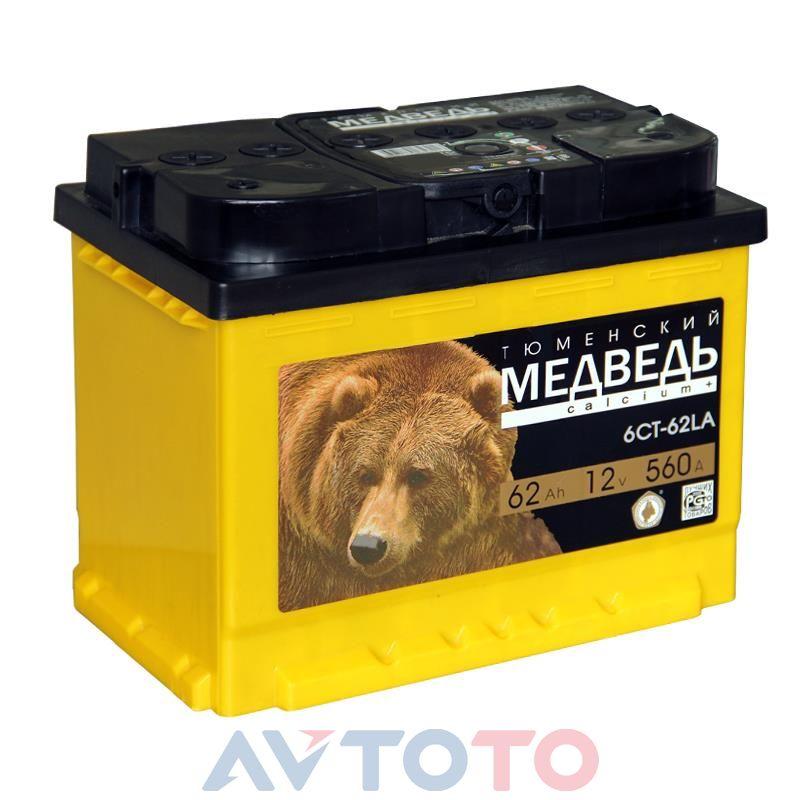 Аккумулятор Тюменский медведь 4607175656023