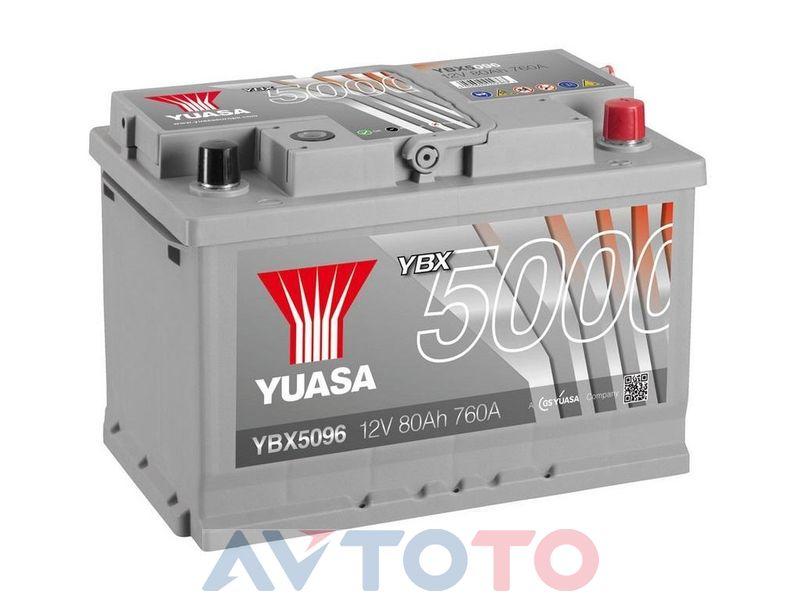 Аккумулятор Yuasa YBX5096
