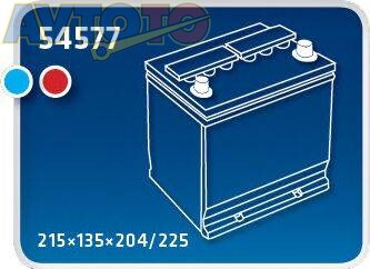 Аккумулятор Ipsa TMA45