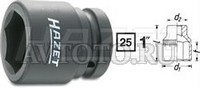 Ключи свечные Hazet 1100S24