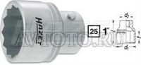 Ключи свечные Hazet 1100Z65