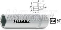 Ключи свечные Hazet 850LG10