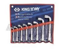 Ключи свечные King tony 1808MR