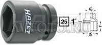 Ключи свечные Hazet 1100S60