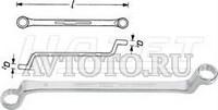 Ключи свечные Hazet 63010X11