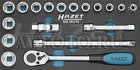Ключи свечные Hazet 163191/18