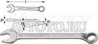 Ключи гаечные Hazet 6037