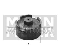 Ключи масляного фильтра MANN-FILTER LS6/1