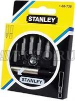 Насадки на отвертки Stanley 168738