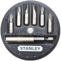 Насадки на отвертки Stanley 168735