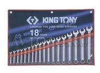 Ключи свечные King tony 1218MR01