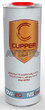 Моторное масло Cupper NS0W201