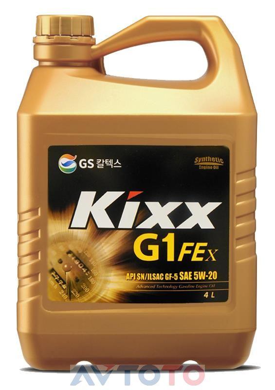 Моторное масло KIXX L2058440K1